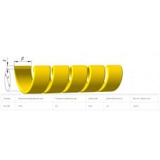 Защитная спираль на рукава 34-50 мм диаметра
