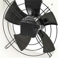 Электровентилятор 170 - диаметр крыльчатки. МО05 220В либо 380В. Производительность 550м3/час.