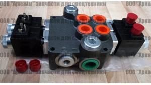 Гидрораспределитель 02Z80 AA ES3 12 VDC G электро магнитный на 80 л/мин