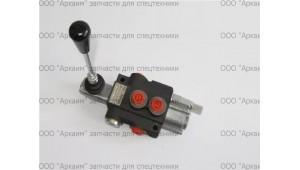 Гидрораспределитель Р80-L13 GKZ1 с плавающим золотником и фиксацией положения ручки (4 положения)