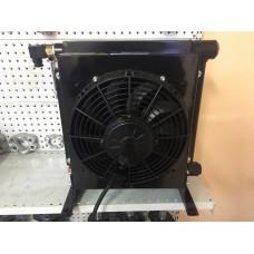 Маслоохладитель МО2К 120-200 л/мин,24В, bypass 10 bar, Slow start