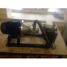 Маслоохладитель МО4 до 210 л/мин автономная система охлаждения