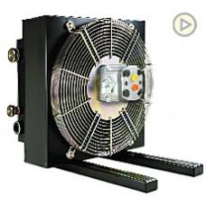 Маслоохладитель МО2 80-120 л/мин гидромотор