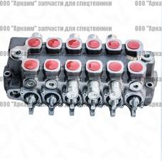 Распределитель RM 276 Nordhydraulic (схема Hiab)