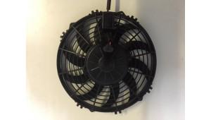 Электровентилятор 255мм -  диаметр крыльчатки. 12/24В,. Производительность 1800м3/час. МО2