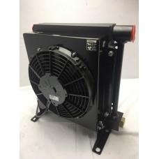 Маслоохладитель МО2К 200 л/мин,12/24В, bypass 6 bar, Slow start