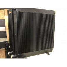 Радиатор МО5 до 250 л/мин с предохранительным клапаном на сброс давления свыше 6 бар