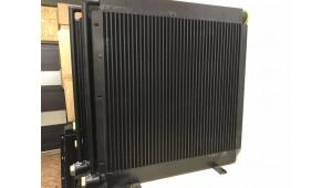 Радиатор МО5К до 250 л/мин с предохранительным клапаном на сброс давления свыше 6 бар