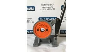 Пресс ручной обжимной для рукавов низкого давления (8 лепестков) двурычажный