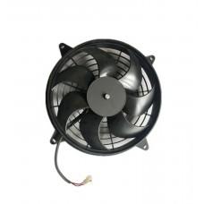 Электровентилятор 190мм - диаметр крыльчатки. 12/24В, Производительность 600м3/час. МО05