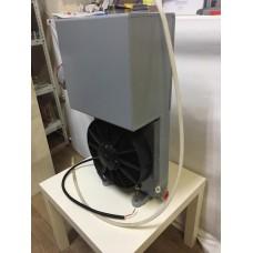 Маслоохладитель МО2Б18 до 100 л/мин 24В. Бак 18л