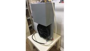 Маслоохладитель МО2Б18 до 100 л/мин 24В. Бак 18л для автобетоносмесителя